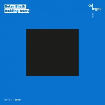 Cover Ketan Bhatti: Nodding Terms