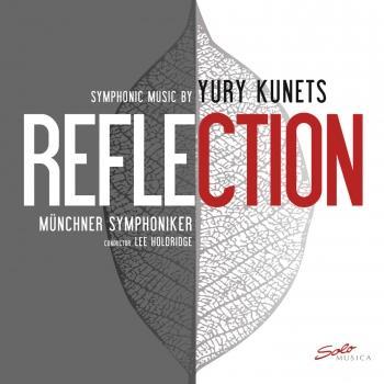 Cover REFLECTION - Symphonic Music by Yury Kunets