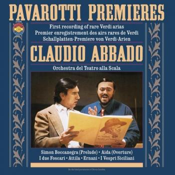 Cover Pavarotti Sings Rare Verdi Arias (Remastered)