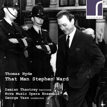 Cover Thomas Hyde: That Man Stephen Ward