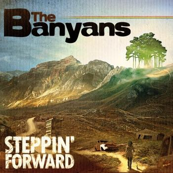 Cover Steppin' Forward