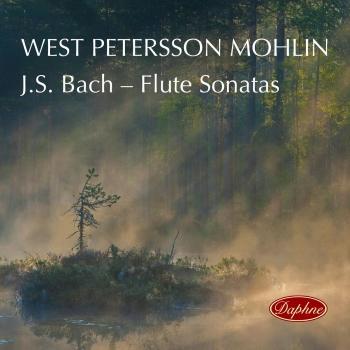 Cover Bach: Flute Sonatas