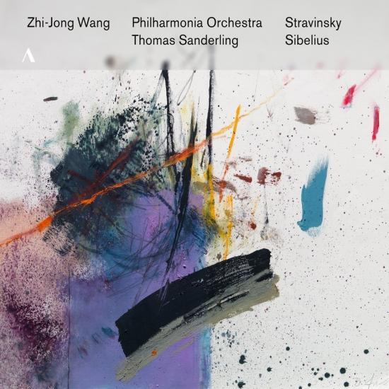 Cover Sibelius & Stravinsky: Violin Concertos