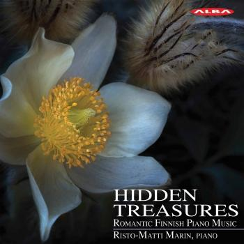 Cover Hidden Treasures: Romantic Finnish Piano Music