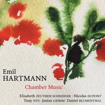 Cover Hartmann: Chamber Music
