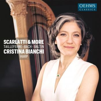 Cover Scarlatti, Baltin & Others: Harp Works