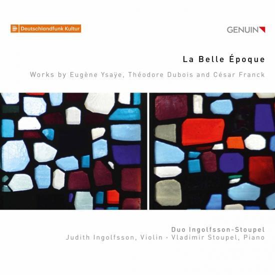 Cover La belle époque