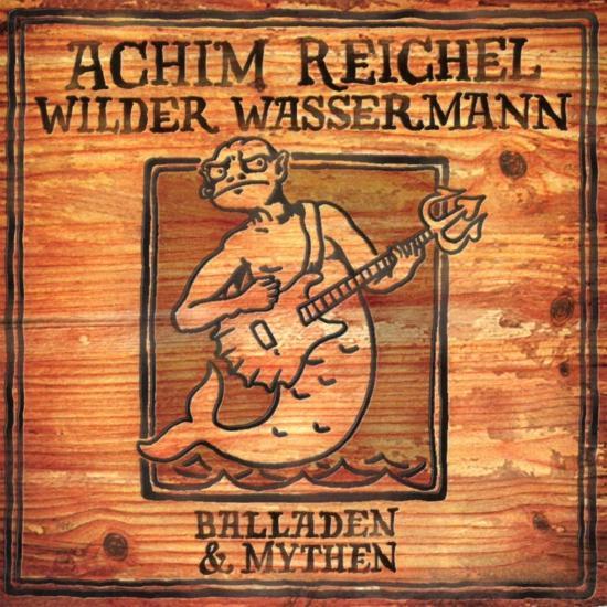 Cover Wilder Wassermann - Balladen & Mythen (Bonus Track Edition 2019)