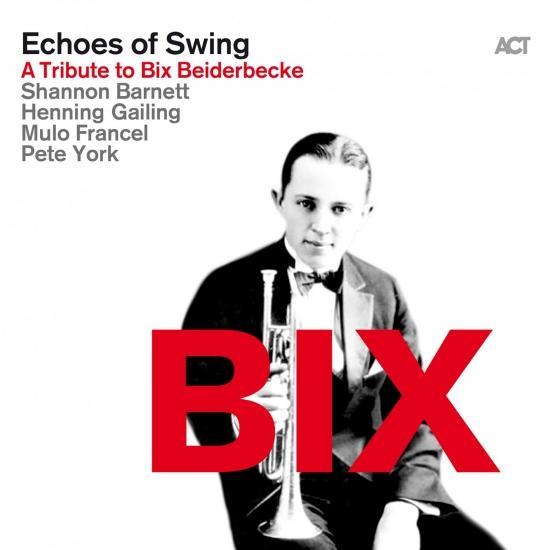 Cover BIX (A Tribute to Bix Beiderbecke)