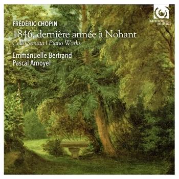 Cover Chopin: 1846, dernière année à Nohant
