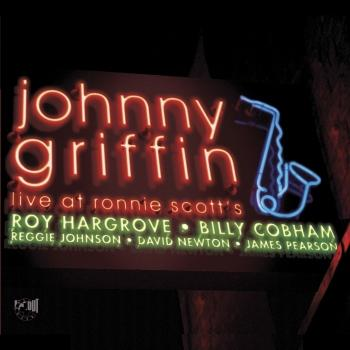 Cover Live at Ronnie Scott's (Remaster)