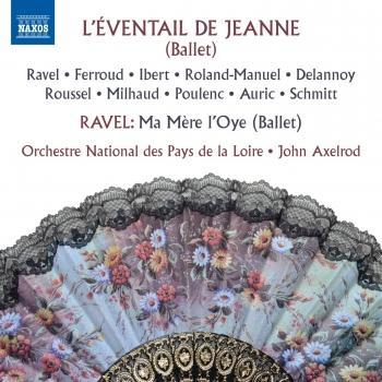 Cover L'eventail de Jeanne & Ma mere l'oye