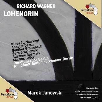 Cover Wagner: Lohengrin