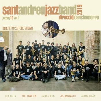 Cover Jazzing 10 Vol.1