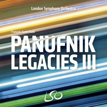Cover The Panufnik Legacies III