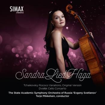Cover Sandra Lied Haga