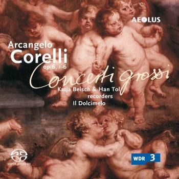 Cover Arcangelo Corelli: Concerti grossi, Op. 6