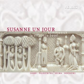 Cover Suzanne un jour