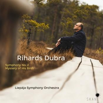 Cover Symphony No. 2, Mystery of His Birth