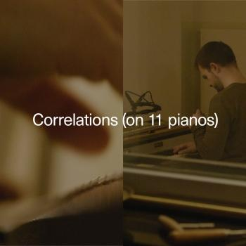 Cover Correlations (on 11 pianos)