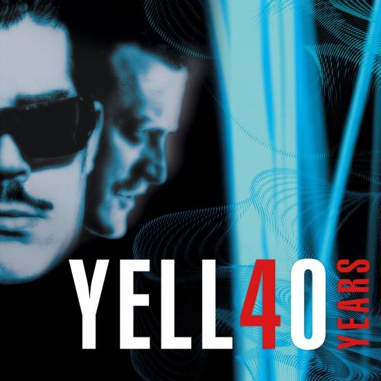 Cover Yello 40 Years (Limited Earbook)