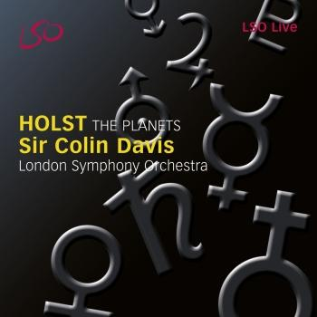 Cover Holst: The Planets, Op. 32
