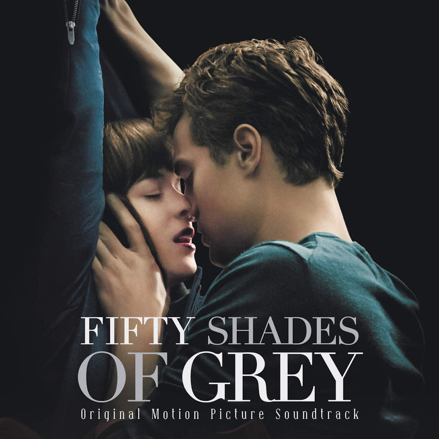 Cover Fifty Shades Of Grey (Original Motion Picture Score)