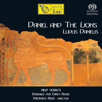 Cover Daniel And The Lions (Ludus Danielis)