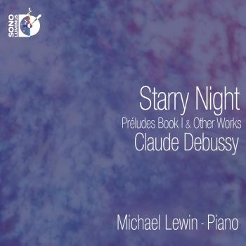 Cover Debussy: Starry Night – Preludes, Book I & Other Works