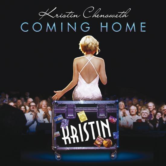 Cover Kristin Chenoweth