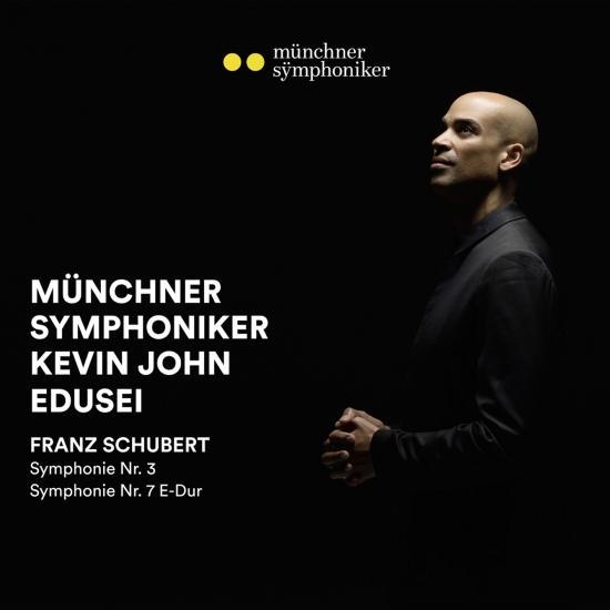 Cover Münchner Symphoniker - Schubert Symphonien 3 & 7