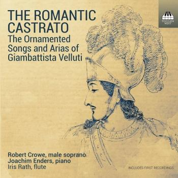 Cover The Romantic Castrato
