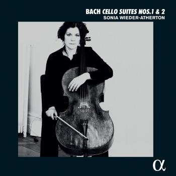 Cover Bach: Cello Suites Nos. 1 & 2