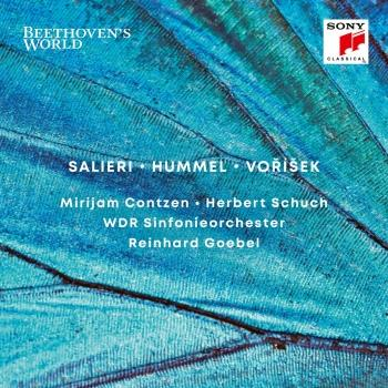Cover Beethoven's World: Salieri, Hummel, Vorisek