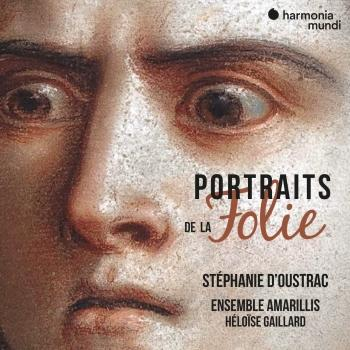 Cover Portraits de la Folie