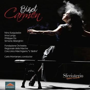 Cover Bizet: Carmen, WD 31 (Live)