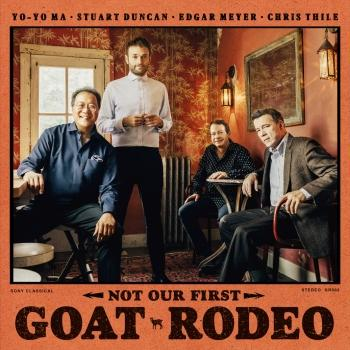 Cover Not Our First Goat Rodeo