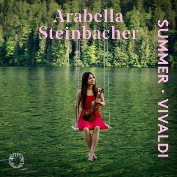 Cover Vivaldi: Violin Concerto in G Minor, Op. 8 No. 2, RV 315 'L'estate'
