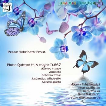 Cover Franz Schubert Trout