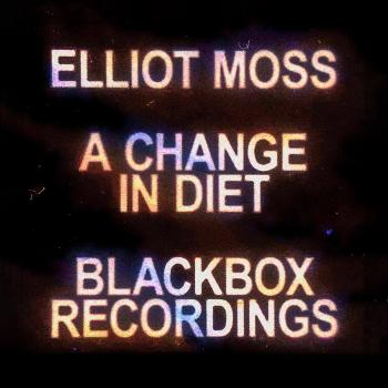 Cover A Change in Diet - Live Blackbox Recordings