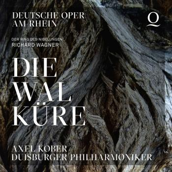 Cover Richard Wagner: Die Walküre