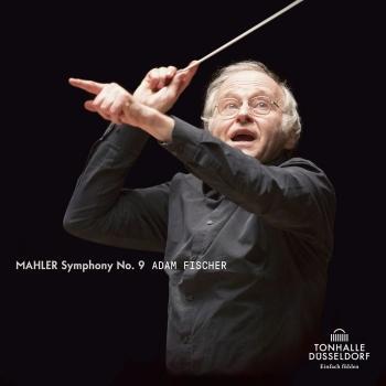 Cover Mahler: Symphonie No. 9