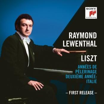 Cover Liszt: Années de pèlerinage II, S. 161