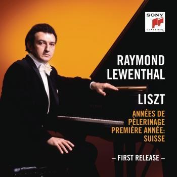 Cover Liszt: Années de pèlerinage I, S. 160