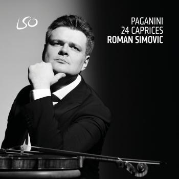Cover Paganini: 24 Caprices
