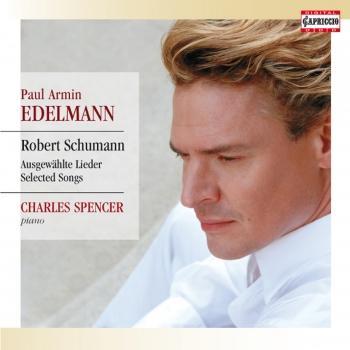 Cover Schumann: Ausgewählte Lieder