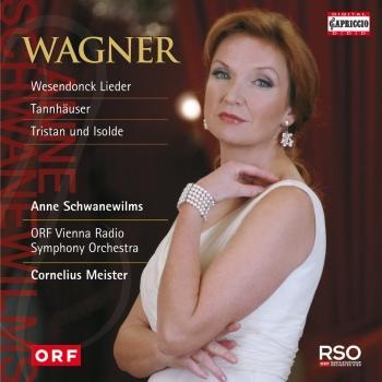 Cover Wagner: Wesendonck Lieder - Tannhäuser - Tristan und Isolde