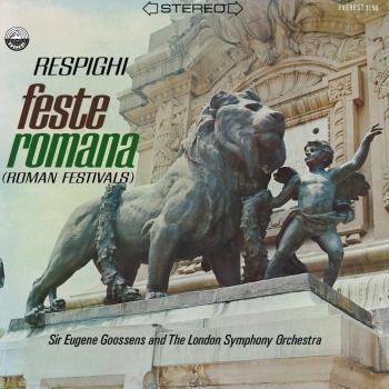 Cover Respighi: Feste Romane
