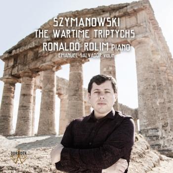 Cover Szymanowski: The Wartime Triptychs