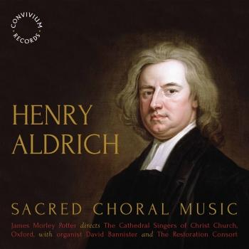 Cover Aldrich: Sacred Works